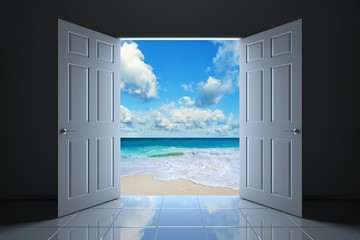 Your doorway to the beach