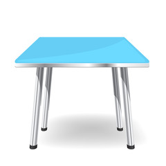 Empty rectangle Table