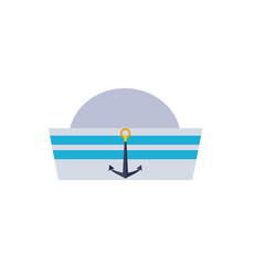 Sailor Cap Icon