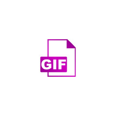 File Format Icon. Professional, pixel perfect icons optimized for both large and small resolutions
