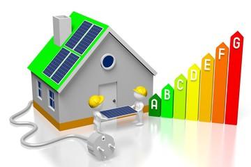 Solar panels concept