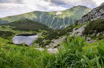 Hiking in Rohace (Western-Tatras), Slovakia