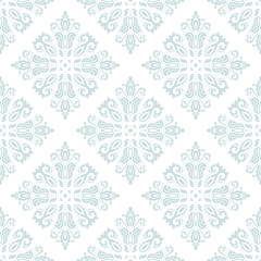 Seamless Wallpaper in the Style of Baroque