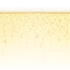 Champagne background - horizontally tile-able