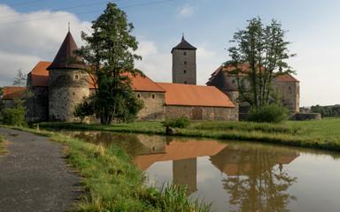 Water Castle Svihov