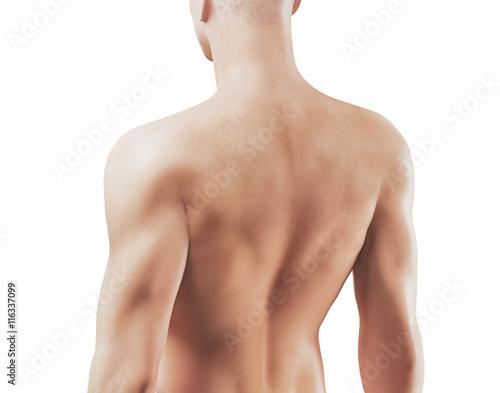 Modello di nudo necessario