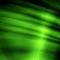 Technology background image abstract green pattern