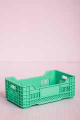 Colorful Plastic Fruit and Vegetable Box