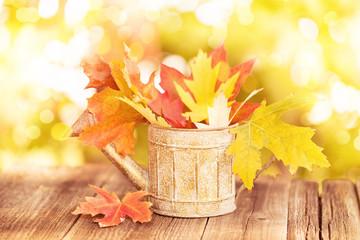 Herbststrauß