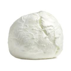 Mozzarella isolated
