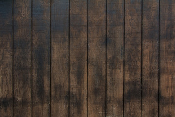 Dark Brown Wood Plank Floor Wall Texture Background Backdrop.