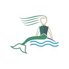 Marine Logo symbol vector