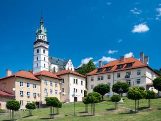Castle Main Square Kremnica Slovakia