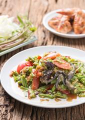 Long Bean Salad