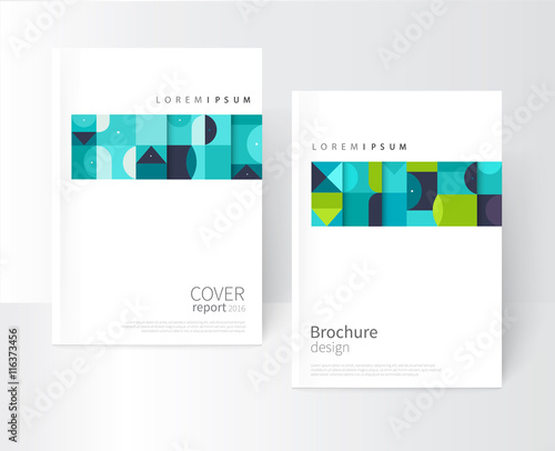 Creative Book Cover Design Eps ~ Quot vector book cover design creative concept catalog report