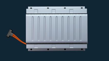Batterie für den Antrieb eines Elektroautos