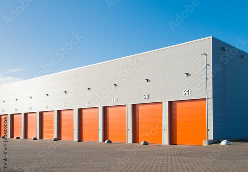 Commercial Warehouse Exterior Stock Photo And Royalty Free Images On Pic 116383856