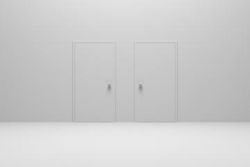 2 Doors to Choose, Choice