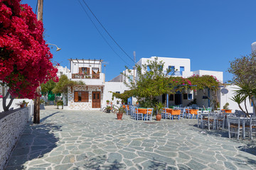 Beautiful streets of Folegandros - Cyclades