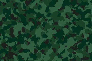 Dark Camouflage Texture