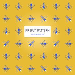 Firefly pattern