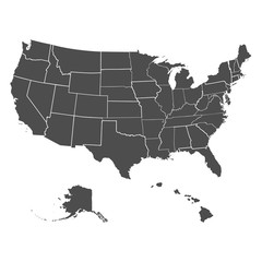 Set of US states