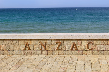 Anzac memorial Turkey, Europe
