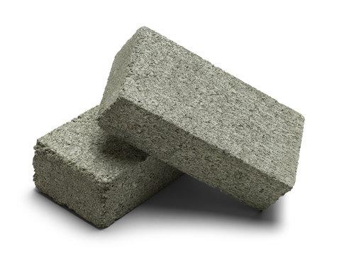 Two Grey Bricks
