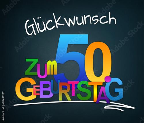 Gluckwunsch Zum 50 Geburtstag Stockfotos Und Lizenzfreie Bilder
