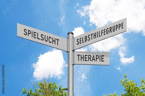 Spielsucht Therapie Idstein
