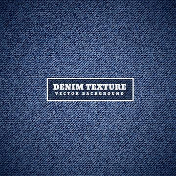 denim texture in blue