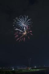 fireworks(ISAWA ONSEN,JAPAN)