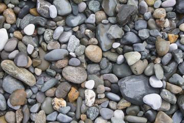 pebble, object, textured, stone, sea, nature, rock, beach, water, objects, coastline, summer, zen-like,