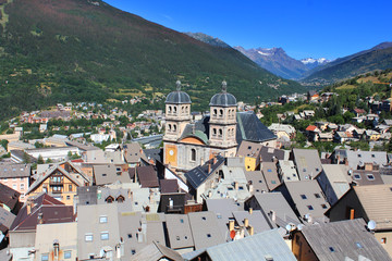 Briançon / Hautes-Alpes - France