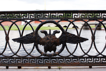 fence St Petersburg