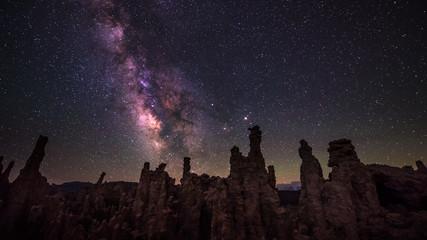 Mono Lake at Night Milky Way California Landscapes