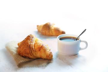 Canvas Prints Coffee beans petit déjeuner