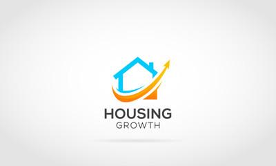 Real Estate Marketing Logo