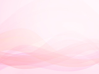 abstract wavy background pink