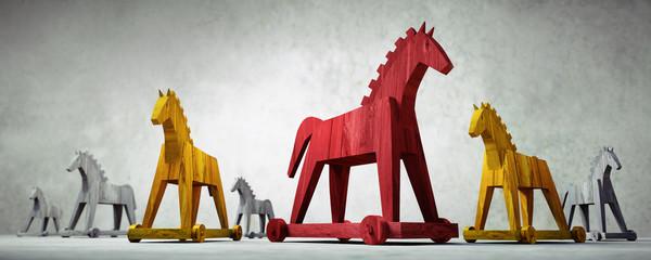 Trojanische Pferde 2