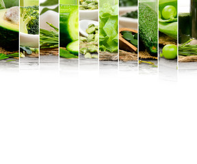 Green Food Mix