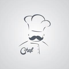 italian mustache guy master chef