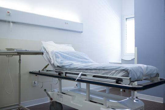 Lit hopital clinique Marseille