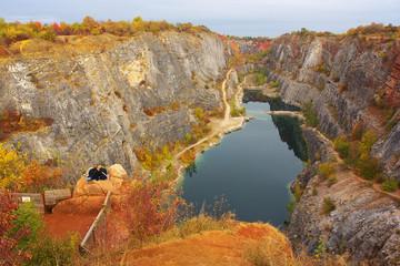 Lime Quarry