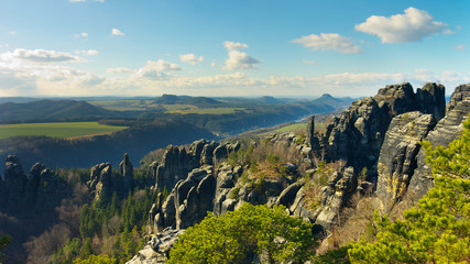 Saxony Switzerland National Park, Germany