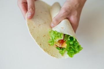 rolls fast food