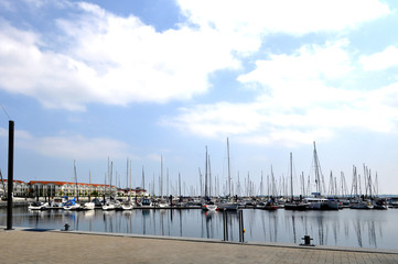 Hafen Boltenhagen