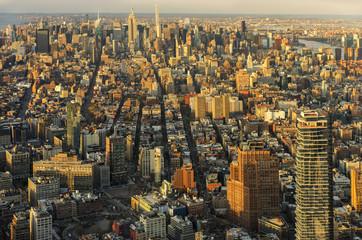 USA, New York,Manhattan, One World Observatory,