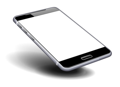 Phone Cell Smart Mobile with blank screen