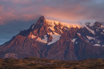Patagonia mountain, chile